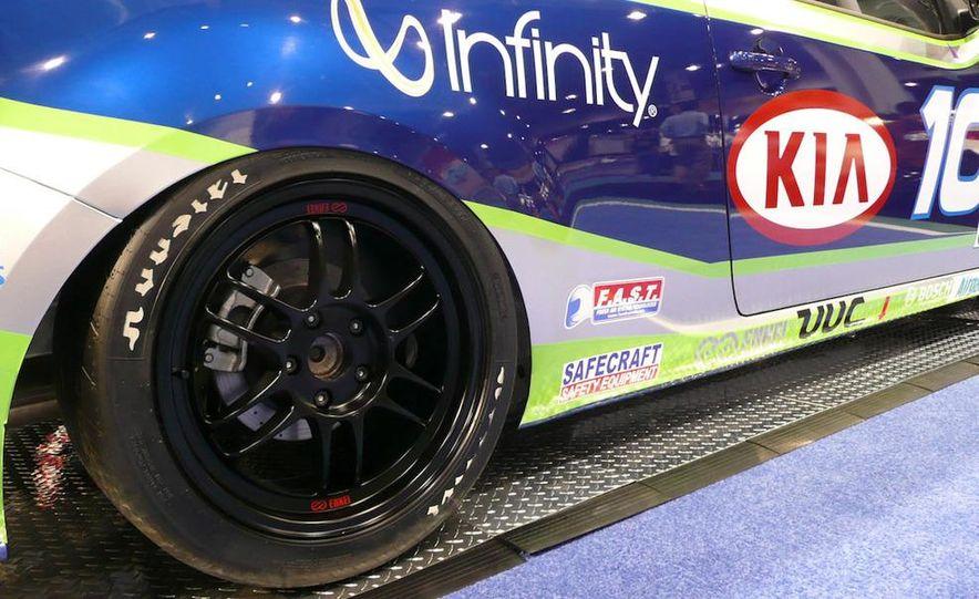 Kia Forte Koup Koni Challenge race car - Slide 2