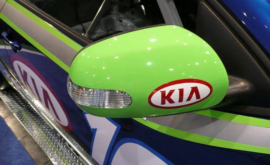 Kia Forte Koup Koni Challenge race car - Slide 7