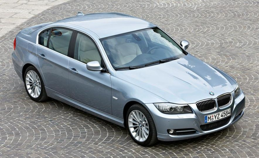 2012 / 2013 BMW 3-series sedan (spy photo) - Slide 24