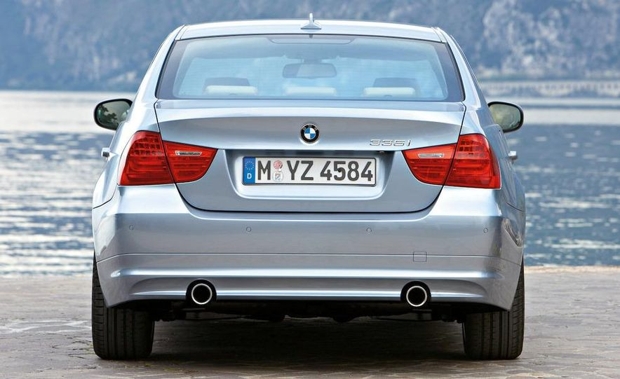 2012 / 2013 BMW 3-series sedan (spy photo) - Slide 25