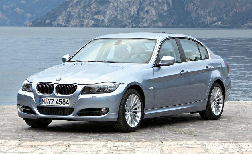 2012 / 2013 BMW 3-series sedan (spy photo) - Slide 26