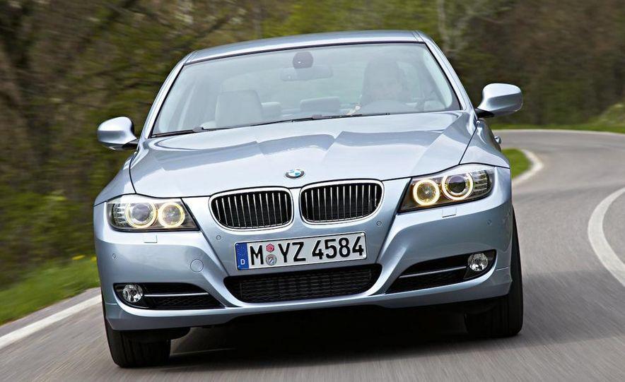 2012 / 2013 BMW 3-series sedan (spy photo) - Slide 33