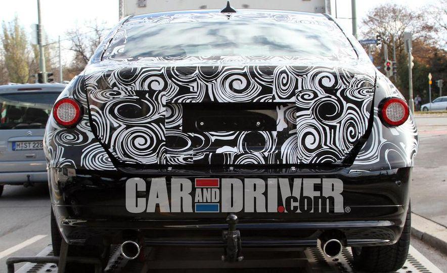 2012 / 2013 BMW 3-series sedan (spy photo) - Slide 7