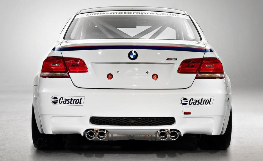 2012 / 2013 BMW 3-series sedan (spy photo) - Slide 19