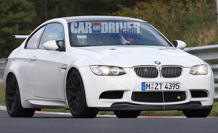 2012 / 2013 BMW 3-series sedan (spy photo) - Slide 9