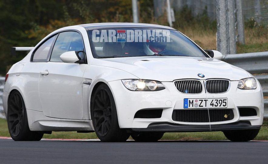 2012 / 2013 BMW 3-series sedan (spy photo) - Slide 10