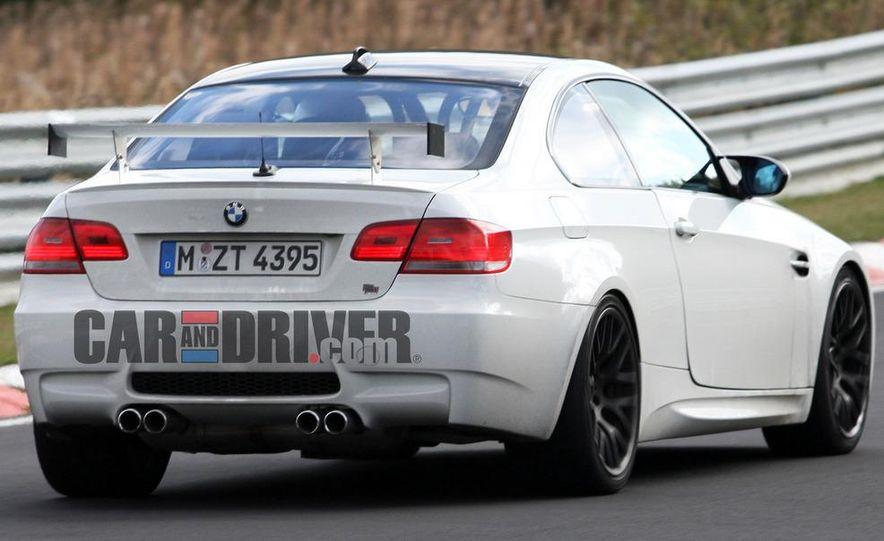 2012 / 2013 BMW 3-series sedan (spy photo) - Slide 11