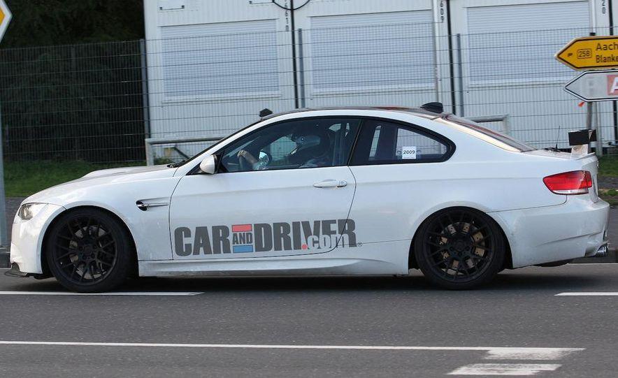2012 / 2013 BMW 3-series sedan (spy photo) - Slide 12
