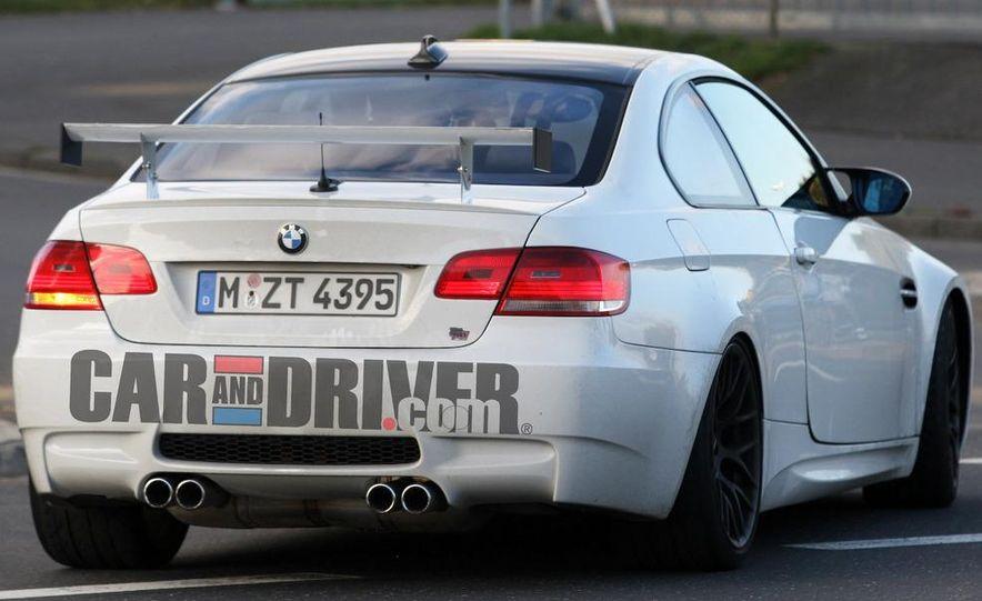 2012 / 2013 BMW 3-series sedan (spy photo) - Slide 15