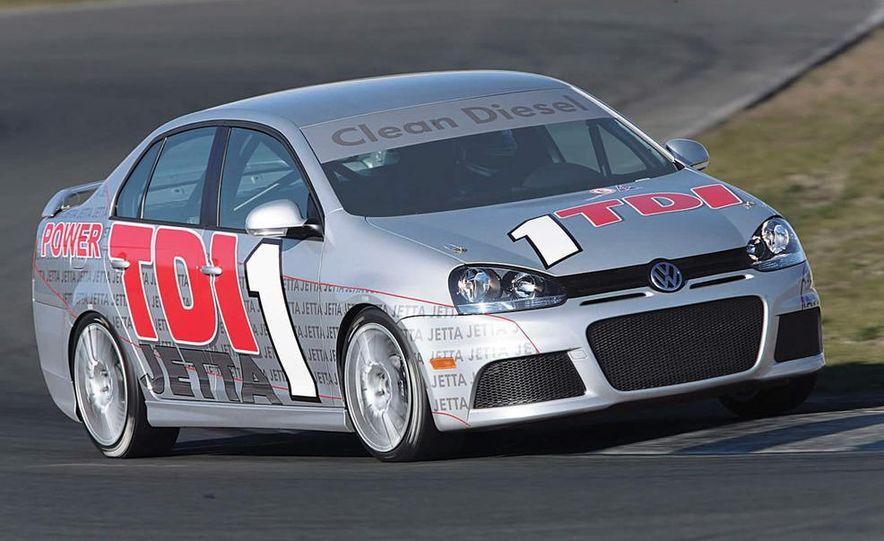 2010 Volkswagen Jetta TDI Cup Street Edition - Slide 22