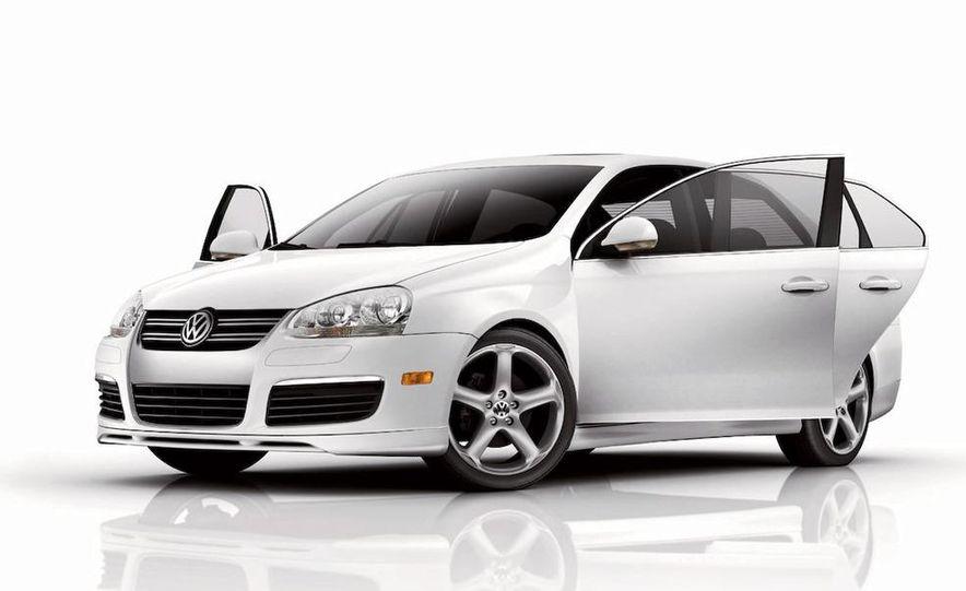 2010 Volkswagen Jetta TDI Cup Street Edition - Slide 23