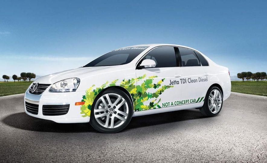 2010 Volkswagen Jetta TDI Cup Street Edition - Slide 15