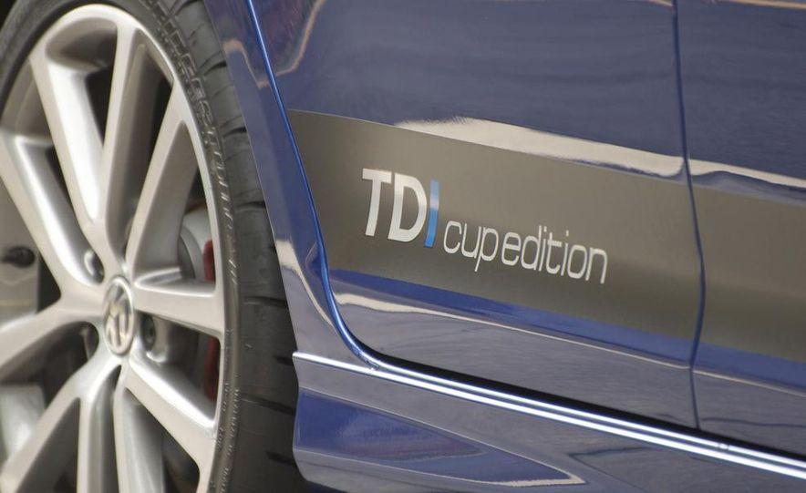 2010 Volkswagen Jetta TDI Cup Street Edition - Slide 75