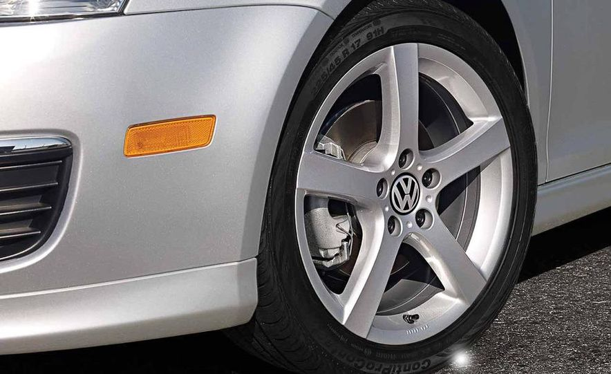 2010 Volkswagen Jetta TDI Cup Street Edition - Slide 72