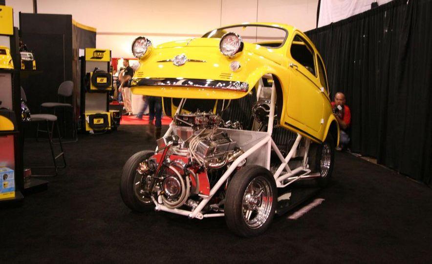 Cadillac Fleetwood Brougham Turbo-Diesel - Slide 25