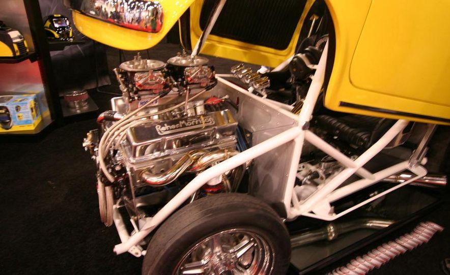 Cadillac Fleetwood Brougham Turbo-Diesel - Slide 28