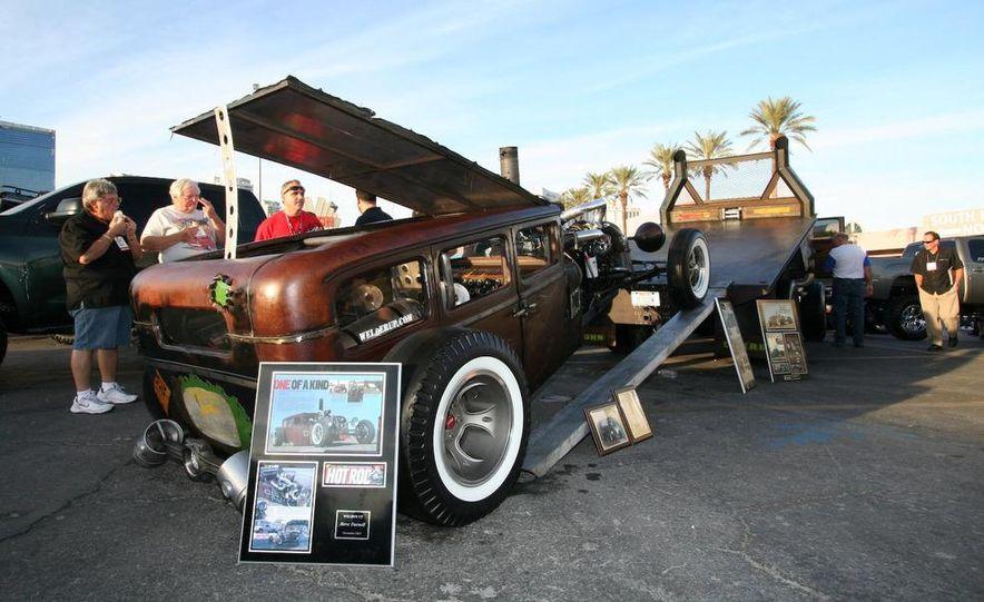 Cadillac Fleetwood Brougham Turbo-Diesel - Slide 55