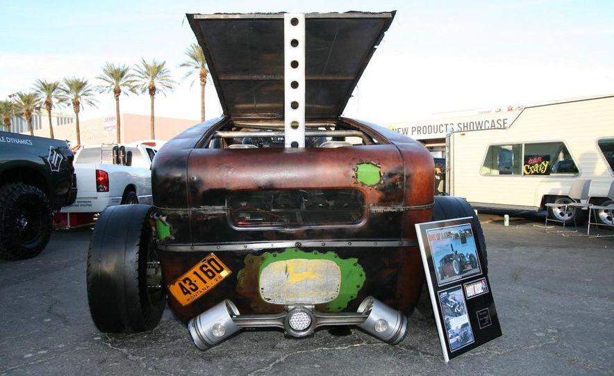 Cadillac Fleetwood Brougham Turbo-Diesel - Slide 59