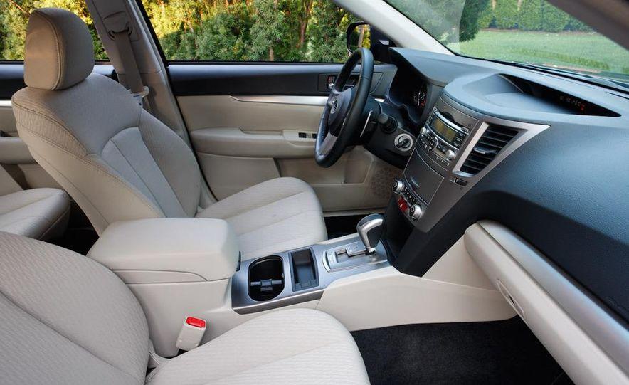 2010 Subaru Legacy 2.5i - Slide 46