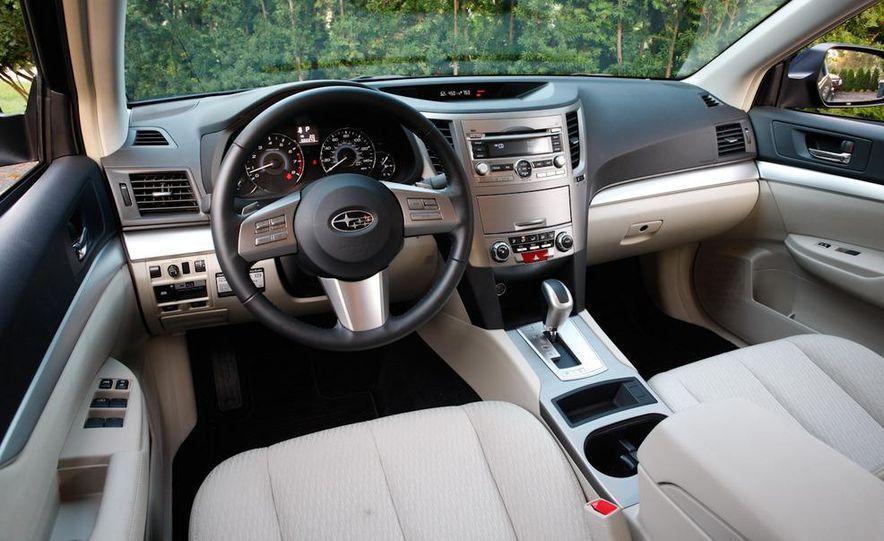 2010 Subaru Legacy 2.5i - Slide 48