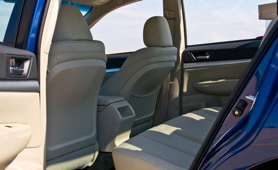 2010 Subaru Legacy 2.5i - Slide 42
