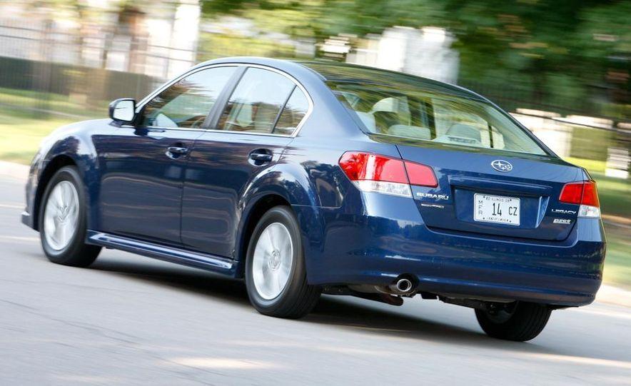 2010 Subaru Legacy 2.5i - Slide 29