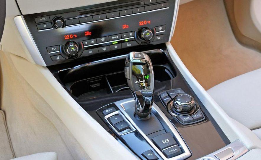 2010 BMW 535i Gran Turismo (Euro spec) - Slide 62
