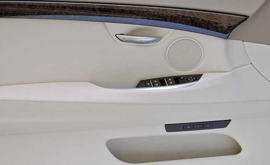 2010 BMW 535i Gran Turismo (Euro spec) - Slide 61