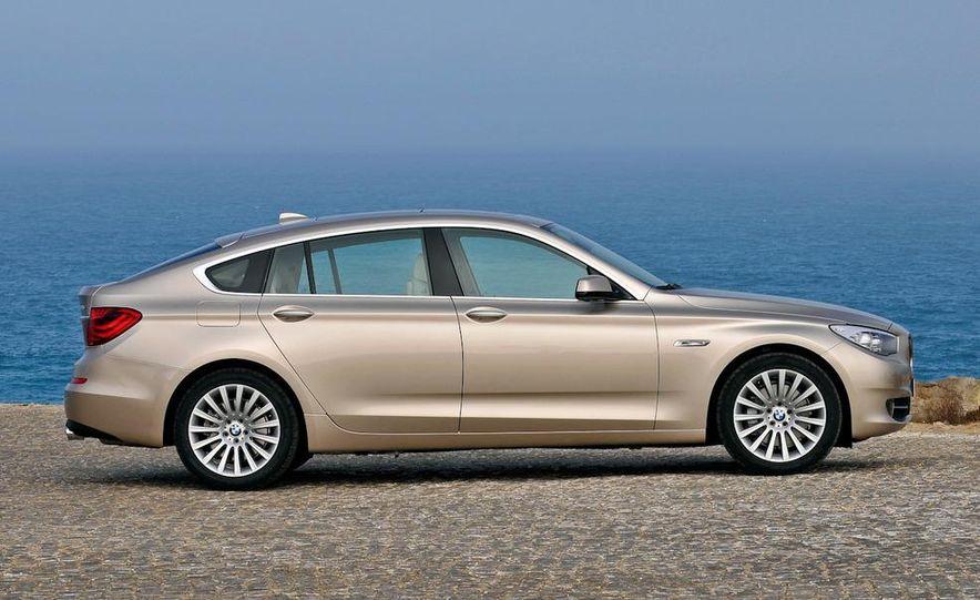 2010 BMW 535i Gran Turismo (Euro spec) - Slide 20