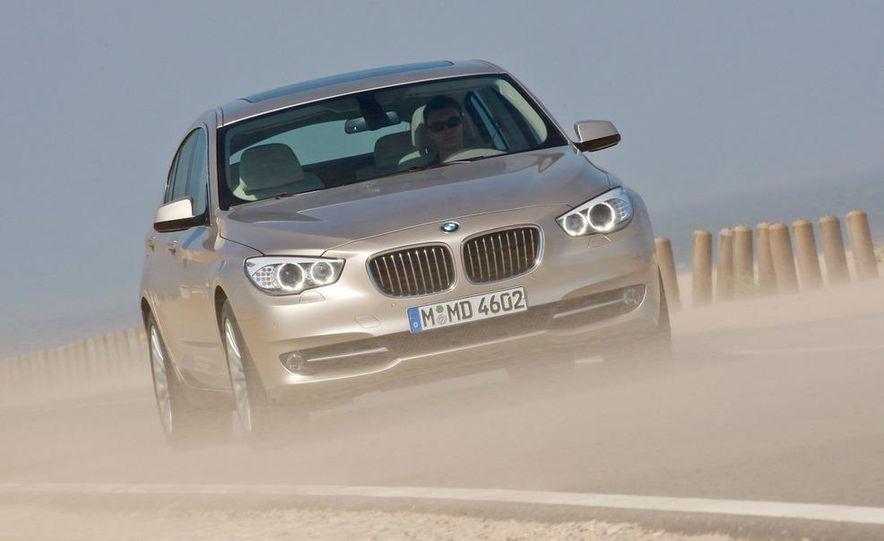 2010 BMW 535i Gran Turismo (Euro spec) - Slide 1