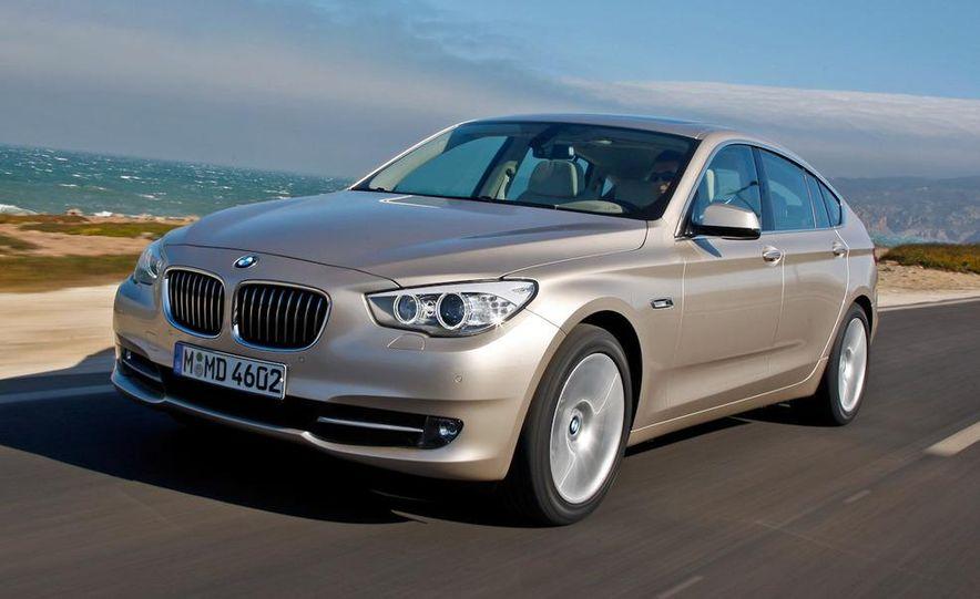 2010 BMW 535i Gran Turismo (Euro spec) - Slide 3