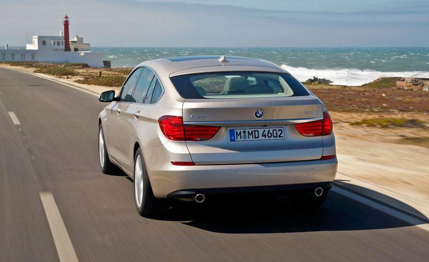 2010 BMW 535i Gran Turismo (Euro spec) - Slide 6