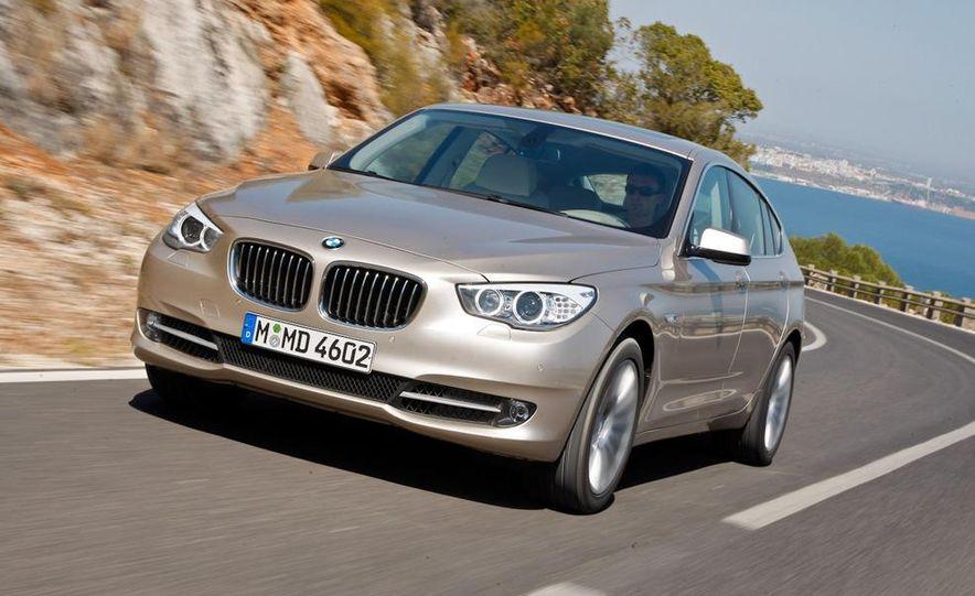 2010 BMW 535i Gran Turismo (Euro spec) - Slide 9