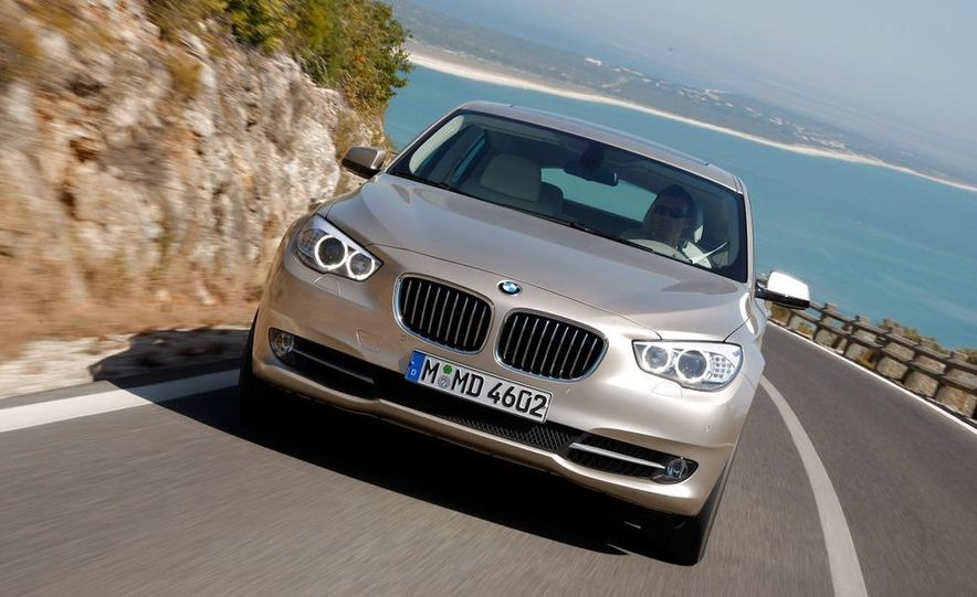 2010 BMW 535i Gran Turismo (Euro spec) - Slide 10