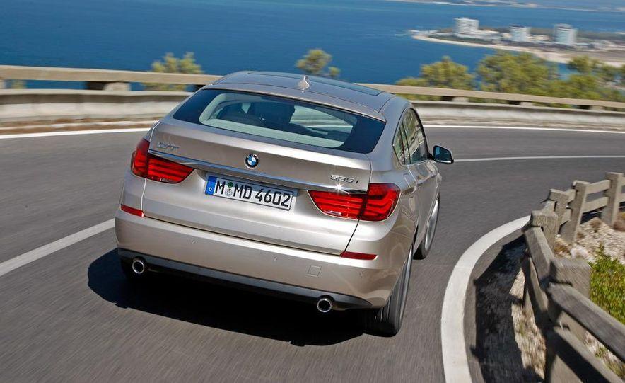 2010 BMW 535i Gran Turismo (Euro spec) - Slide 12