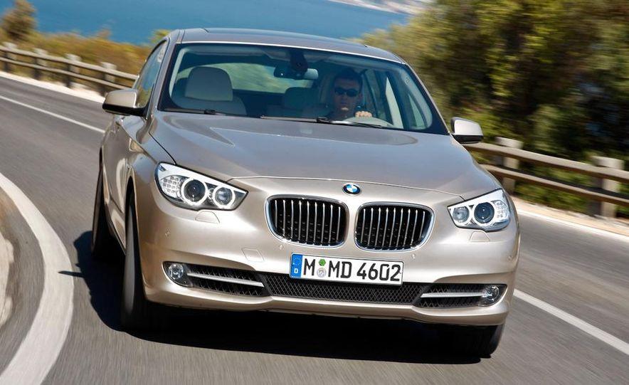 2010 BMW 535i Gran Turismo (Euro spec) - Slide 13