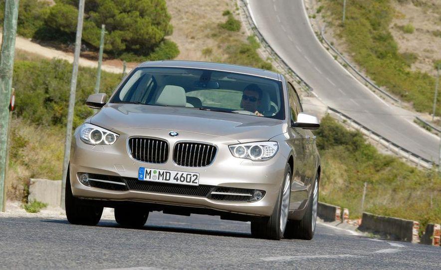 2010 BMW 535i Gran Turismo (Euro spec) - Slide 16