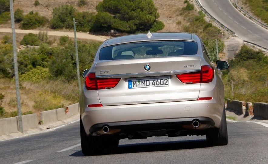 2010 BMW 535i Gran Turismo (Euro spec) - Slide 17