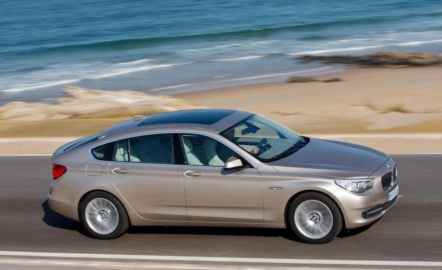 2010 BMW 535i Gran Turismo (Euro spec) - Slide 18