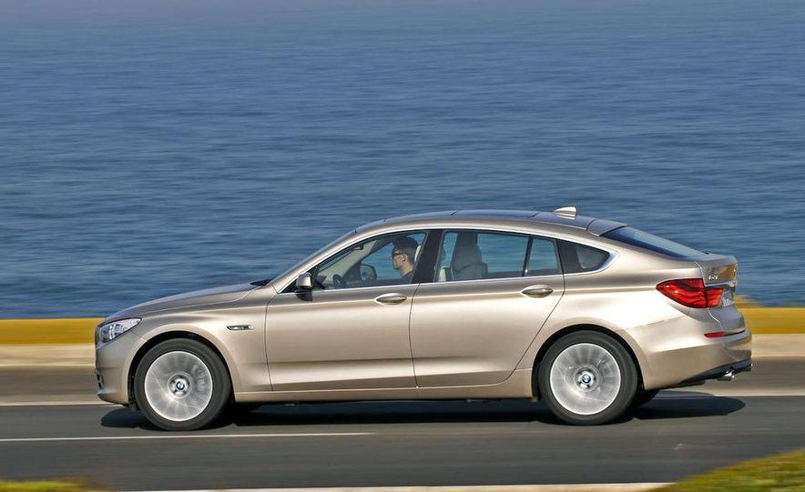 2010 BMW 535i Gran Turismo (Euro spec) - Slide 19