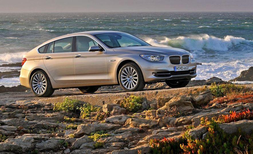 2010 BMW 535i Gran Turismo (Euro spec) - Slide 23