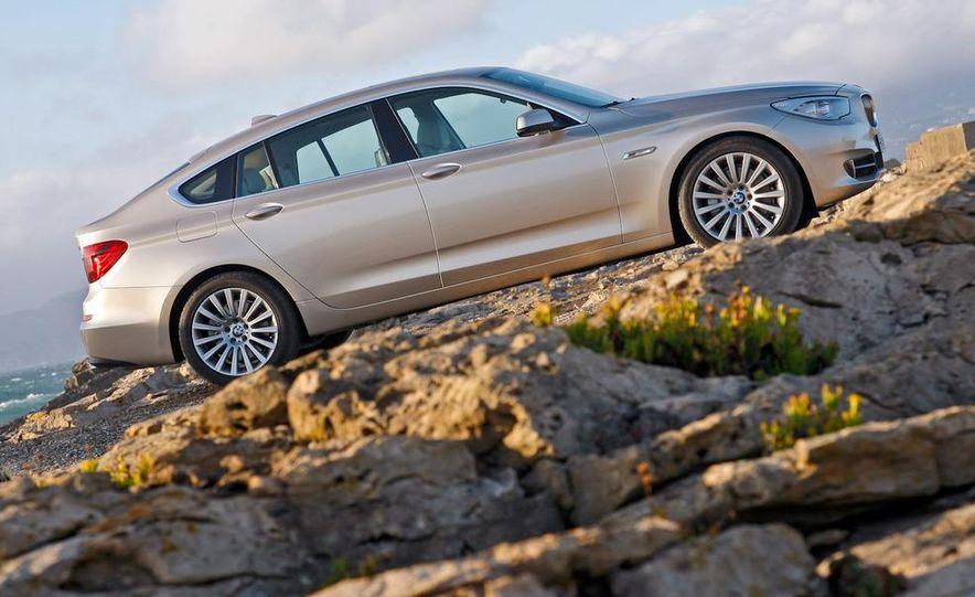 2010 BMW 535i Gran Turismo (Euro spec) - Slide 24