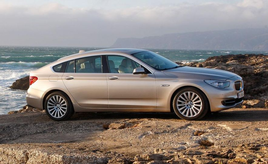 2010 BMW 535i Gran Turismo (Euro spec) - Slide 25