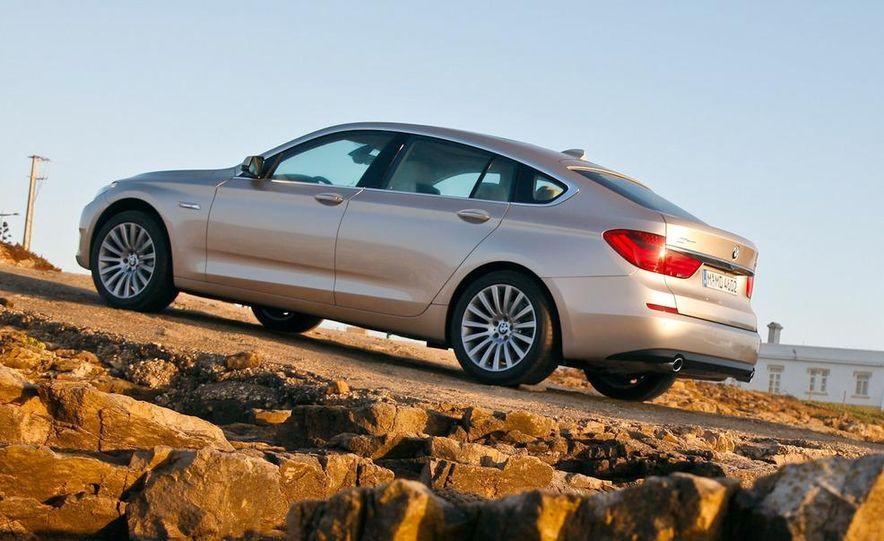 2010 BMW 535i Gran Turismo (Euro spec) - Slide 27