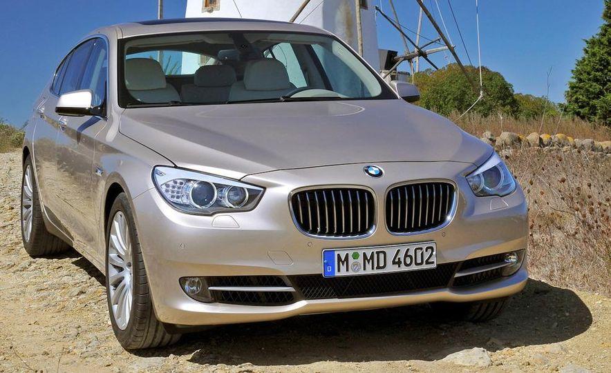 2010 BMW 535i Gran Turismo (Euro spec) - Slide 28
