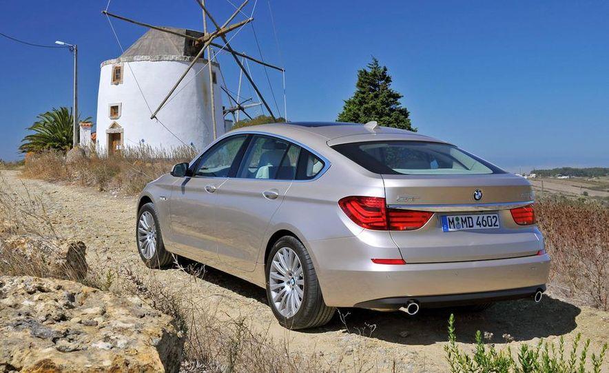 2010 BMW 535i Gran Turismo (Euro spec) - Slide 29