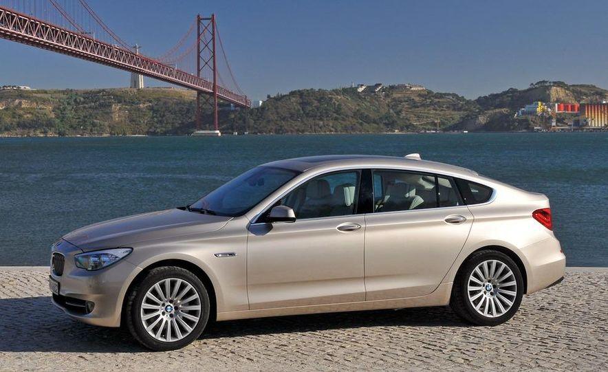 2010 BMW 535i Gran Turismo (Euro spec) - Slide 30