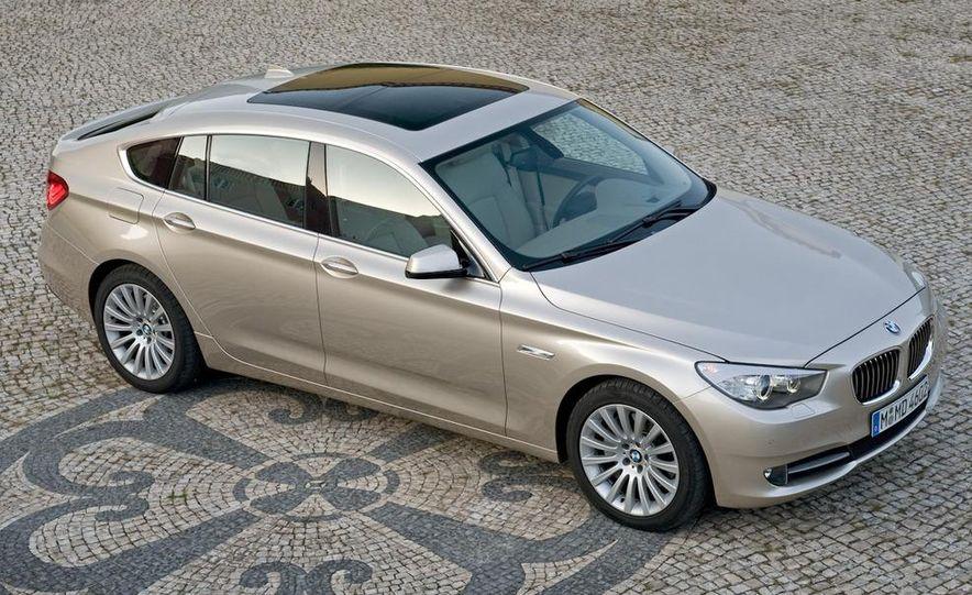 2010 BMW 535i Gran Turismo (Euro spec) - Slide 33