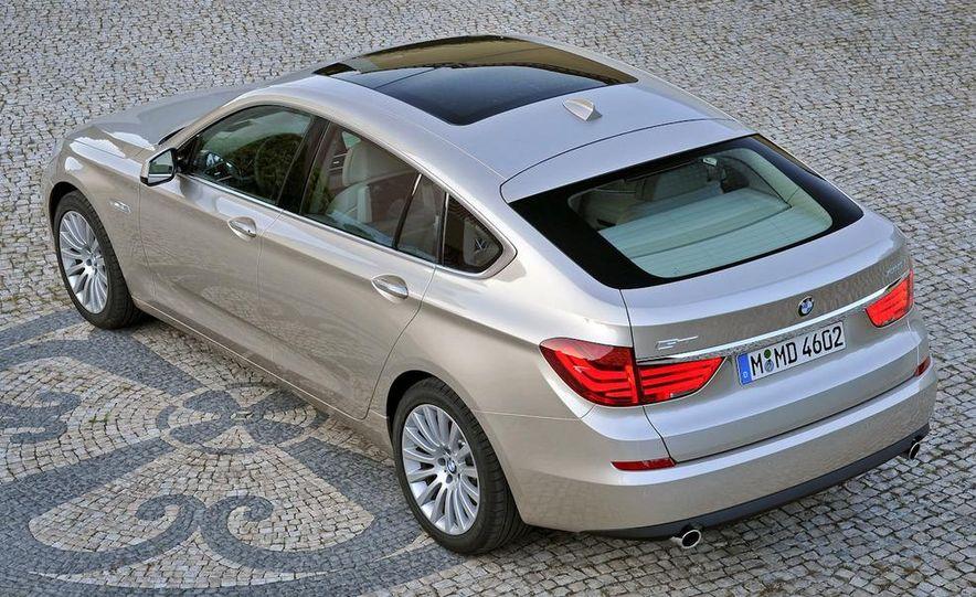 2010 BMW 535i Gran Turismo (Euro spec) - Slide 34