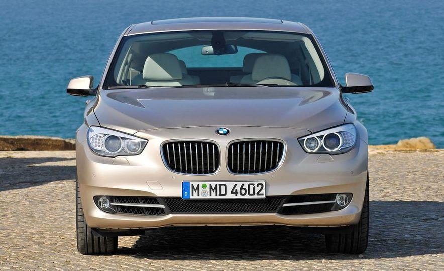 2010 BMW 535i Gran Turismo (Euro spec) - Slide 35